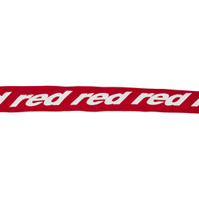Red Cycling Products Secure Chain candado de cadena Reseteable, red